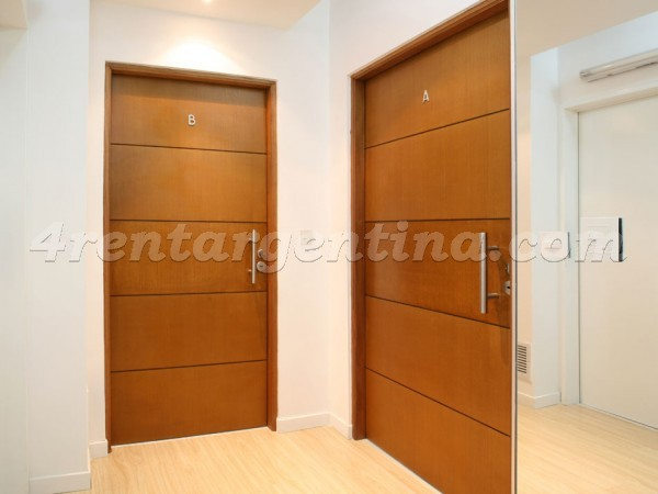 Apartment Laprida and Juncal XI - 4rentargentina