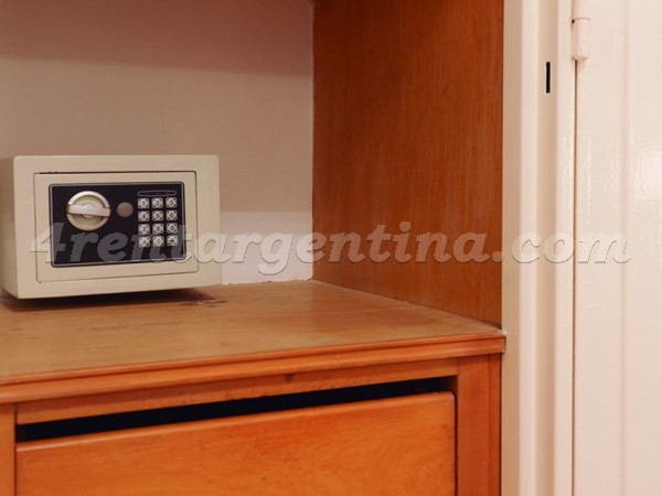 Apartment Arenales and Libertad II - 4rentargentina