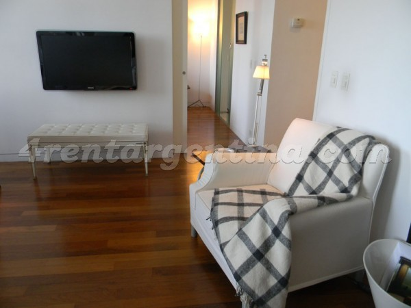 Accommodation in Puerto Madero, Buenos Aires
