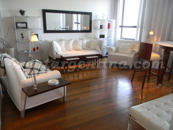 Eyle and Manso II: Apartment for rent in Puerto Madero