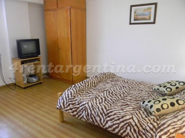 Apartamento La Rioja e Hipolito Yrigoyen - 4rentargentina