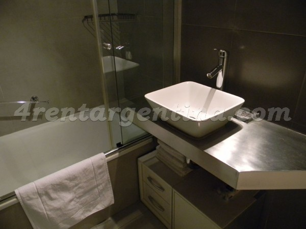 Soldado de la Independencia and Federico Lacroze I: Apartment for rent in Buenos Aires