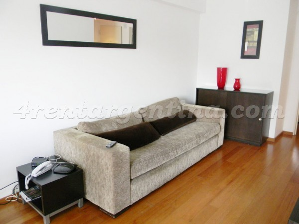 Soldado de la Independencia and Federico Lacroze I: Apartment for rent in Las Ca�itas