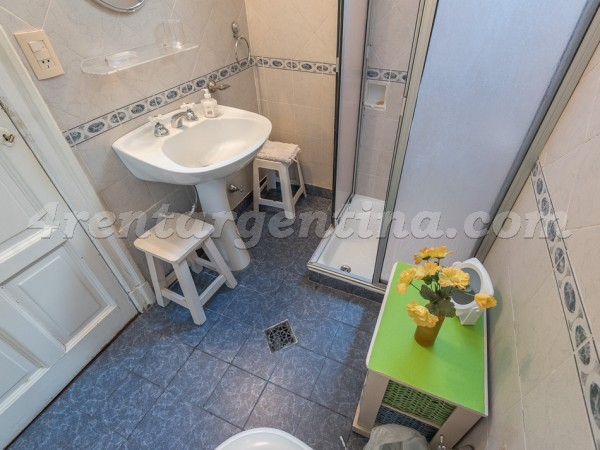 San Martin and Lavalle, apartment fully equipped