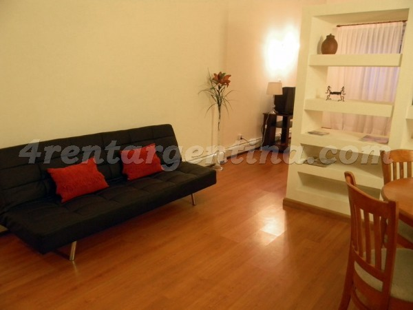 Apartment Juncal and Azcuenaga I - 4rentargentina