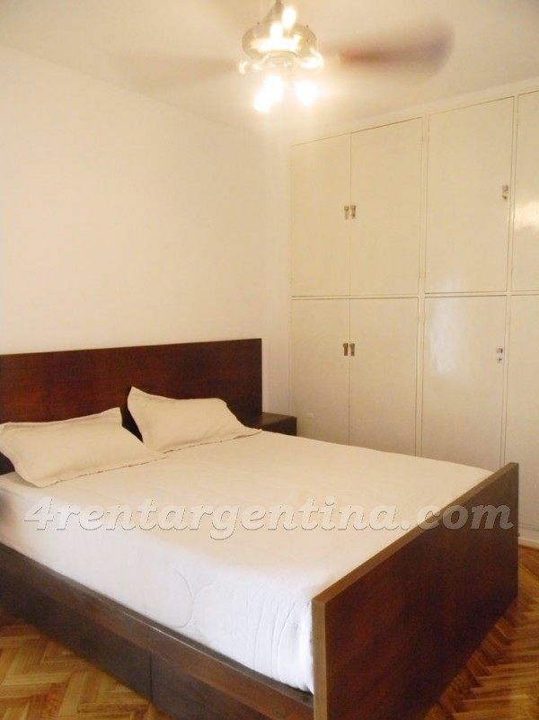 Bolivar and Venezuela: Furnished apartment in San Telmo