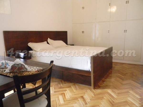 Bolivar and Venezuela, apartment fully equipped