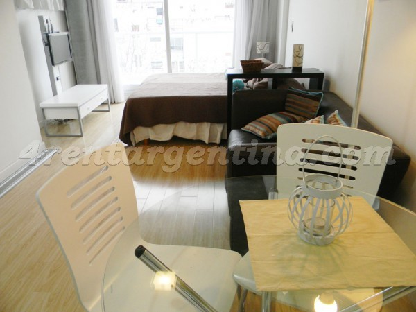Laprida and Juncal XII: Apartment for rent in Recoleta