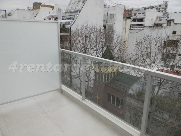 Laprida and Juncal XII: Apartment for rent in Buenos Aires