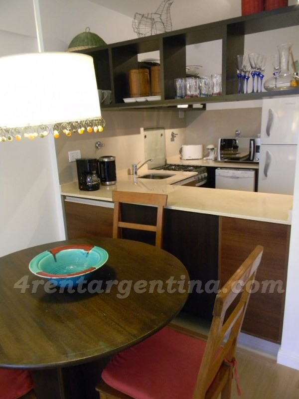 Apartment Malabia and Charcas III - 4rentargentina