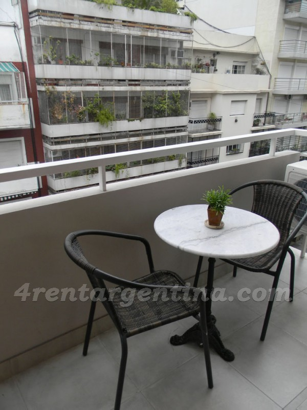 Malabia and Charcas III, apartment fully equipped