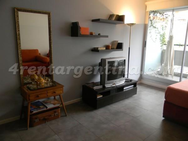 Apartamento Dorrego e Honduras III - 4rentargentina