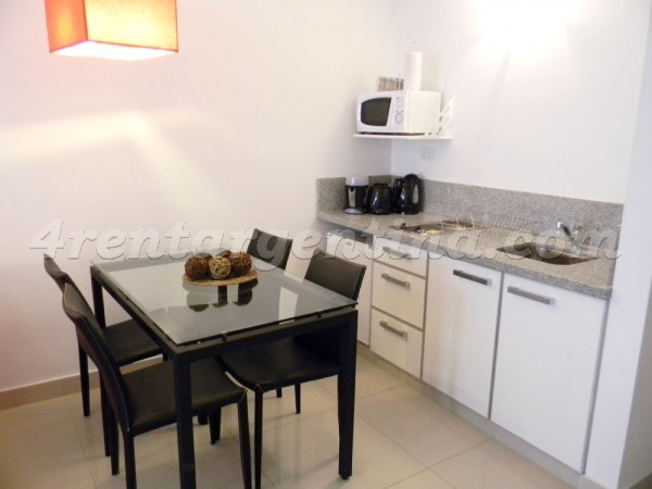Peron and Montevideo II: Apartment for rent in Downtown