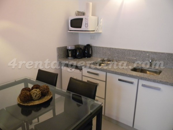 Peron and Montevideo: Apartment for rent in Buenos Aires