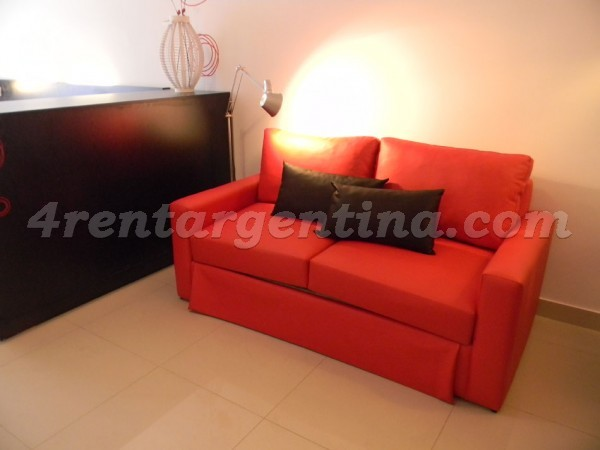 Downtown Apartments Peron And Montevideo Apartment For