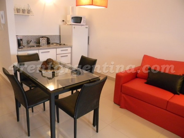 Peron and Montevideo I: Apartment for rent in Downtown