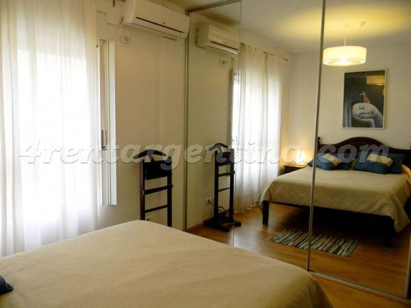 Gallo and Soler: Apartment for rent in Palermo
