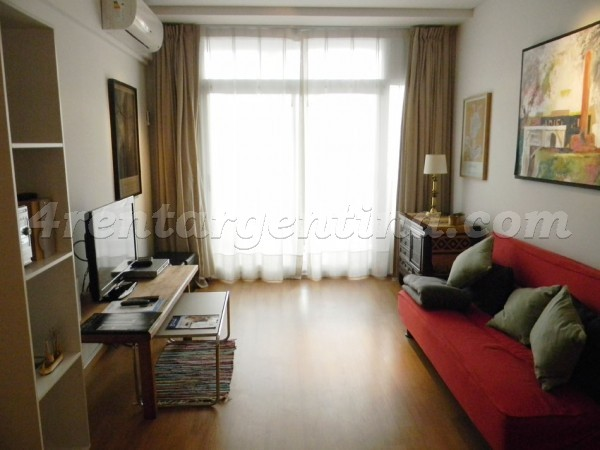 Gallo and Soler: Furnished apartment in Palermo