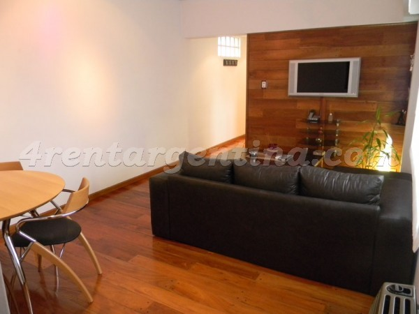 Apartment Melian and Juramento - 4rentargentina