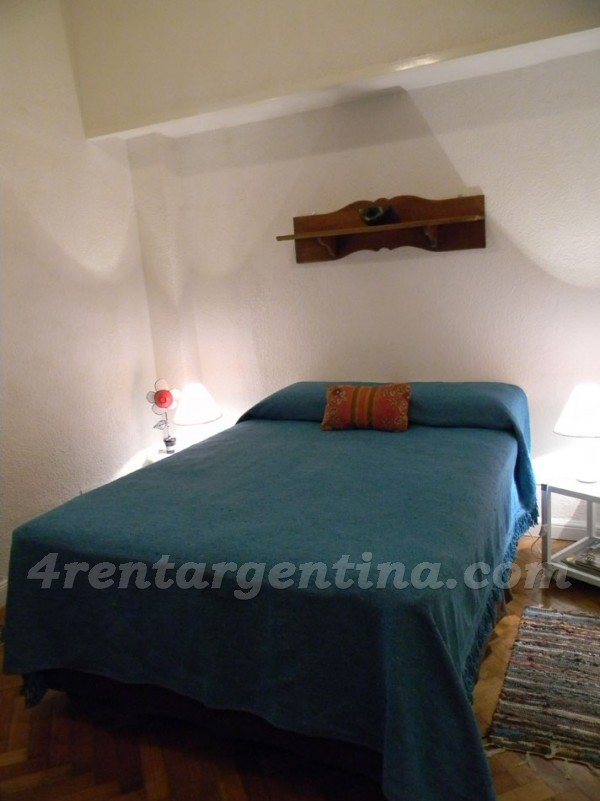 Tucuman et Pellegrini I: Apartment for rent in Buenos Aires
