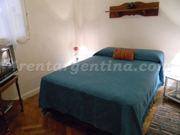 Tucuman et Pellegrini I: Furnished apartment in Downtown