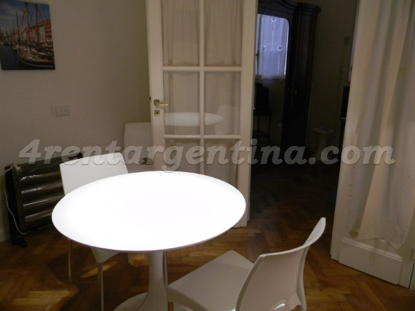 Tucuman et Pellegrini I: Apartment for rent in Downtown