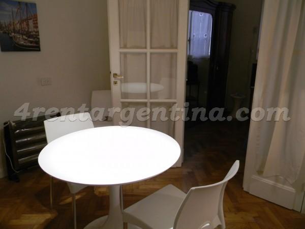 Apartment Tucuman and Pellegrini I - 4rentargentina