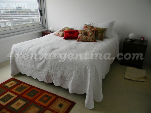 Apartment Lola Mora and Juana Manso - 4rentargentina