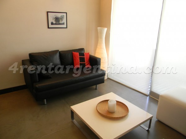 Apartment Chenaut and L.M. Campos II - 4rentargentina