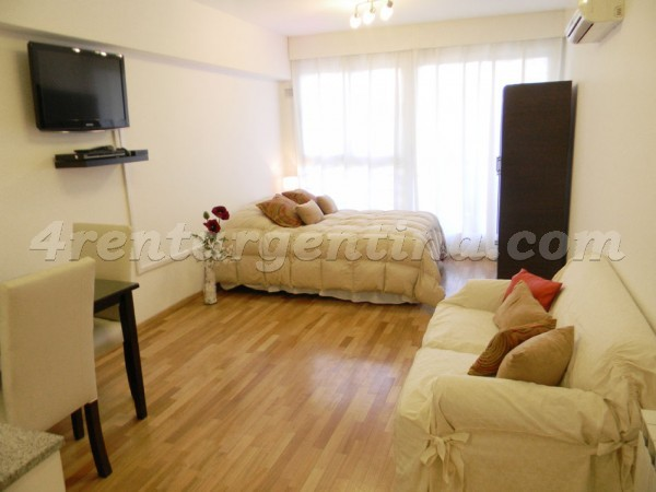 Santa Fe and Ravignani IV: Furnished apartment in Palermo