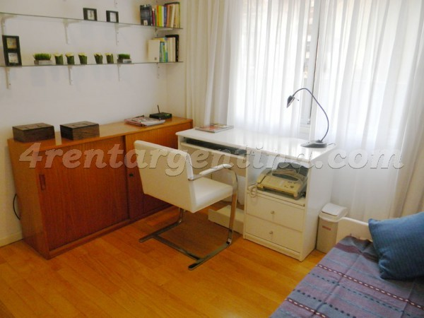 Ugarteche and Segui II: Apartment for rent in Palermo