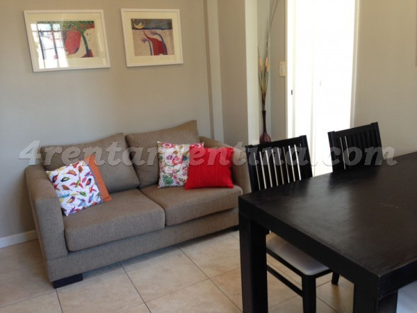 Tucuman and Pellegrini II: Furnished apartment in Downtown