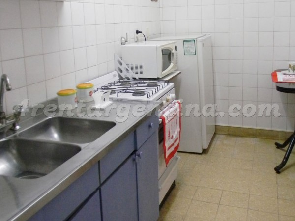 Vidal and Virrey del Pino, apartment fully equipped