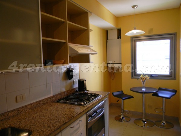 Manso et Ezcurra V: Apartment for rent in Buenos Aires