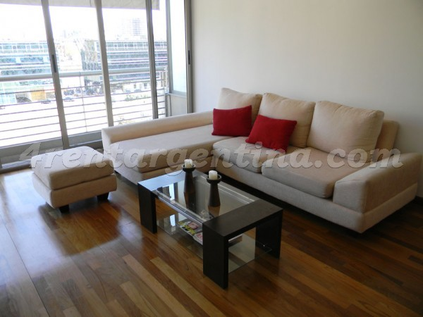 Manso and Ezcurra V, apartment fully equipped