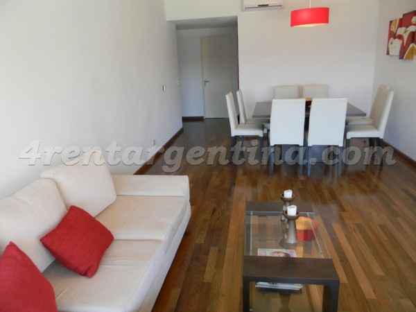 Manso and Ezcurra V: Apartment for rent in Puerto Madero