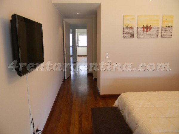 Manso and Ezcurra V: Furnished apartment in Puerto Madero