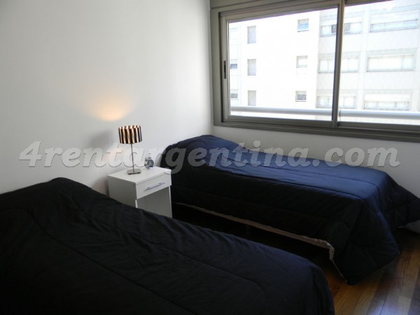 Manso et Ezcurra V: Apartment for rent in Puerto Madero
