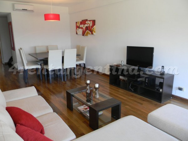 Apartment Manso and Ezcurra V - 4rentargentina