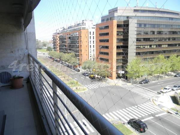 Manso and Ezcurra V: Apartment for rent in Buenos Aires