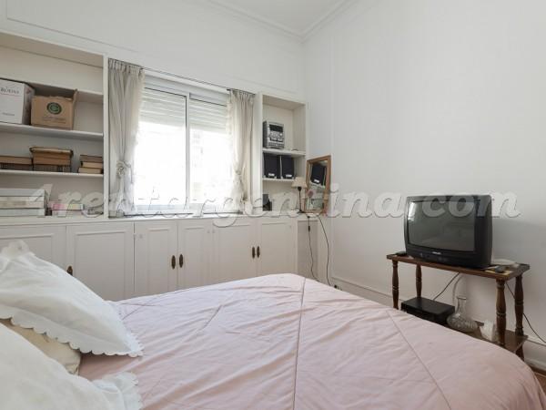 Apartment Las Heras and Uriburu II - 4rentargentina