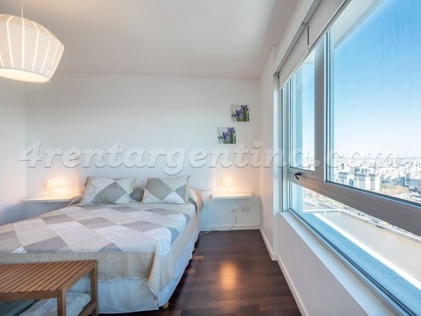 Puerto Madero rent an apartment