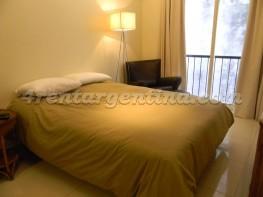 Apartment M.T. Alvear and Esmeralda II - 4rentargentina