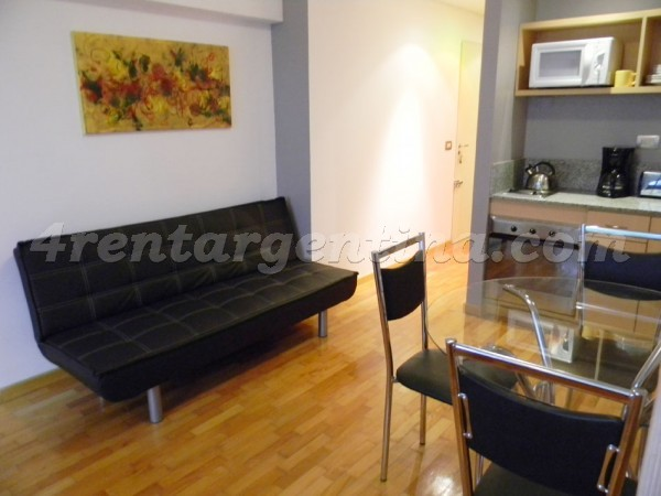 Apartment Rep. de Eslovenia and Baez II - 4rentargentina