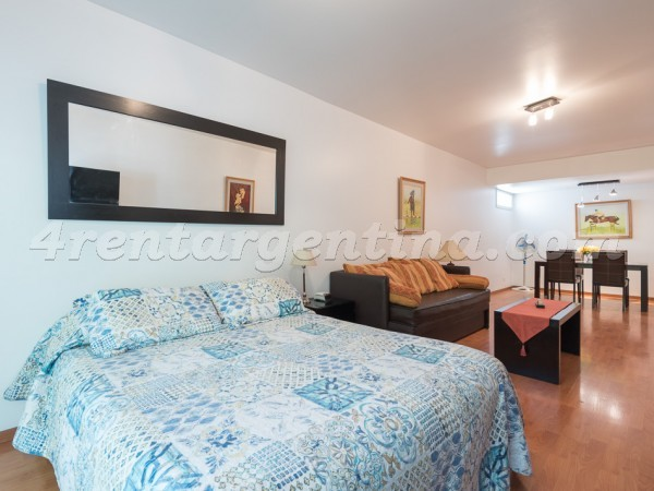 Larrea and Beruti III: Apartment for rent in Recoleta