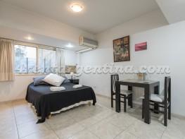 Apartamento Azcuenaga e Guido II - 4rentargentina
