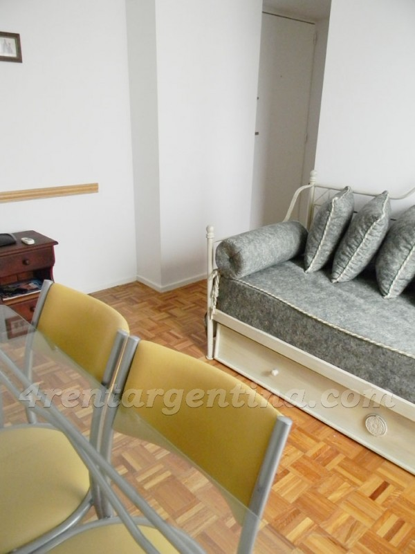 Corrientes and Maipu IV: Apartment for rent in Buenos Aires
