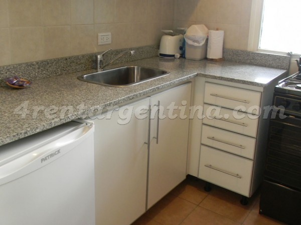 Apartment Corrientes and Maipu IV - 4rentargentina