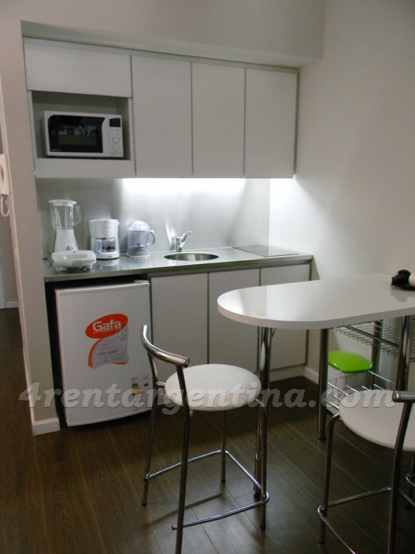 Apartment Austria and Las Heras - 4rentargentina