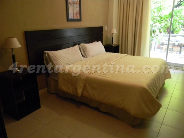 Arenales and Callao V: Apartment for rent in Buenos Aires